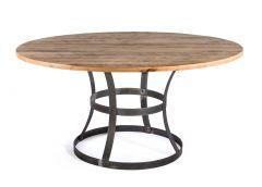 Madera Wood Top Table