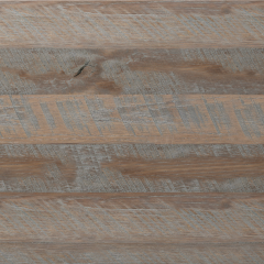 Weathered Gray on Reclaimed Oak Sample